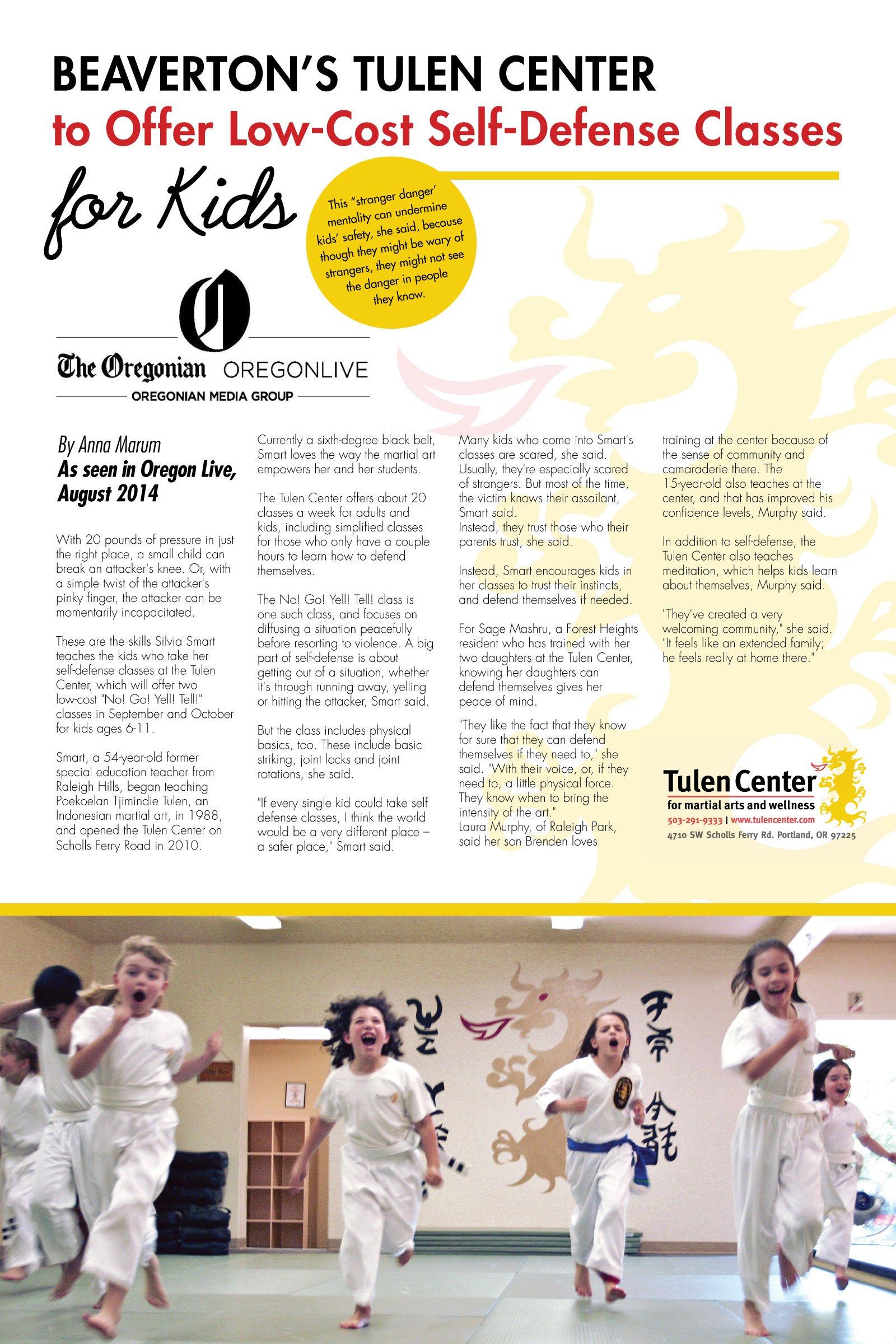 Naga in the News   NAGA Martial Arts • Self Defense • Community