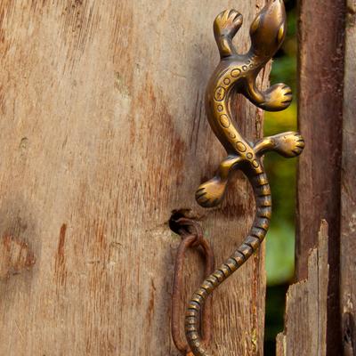 NAGA martial arts school open the doorway