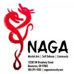 NAGA Logo Full