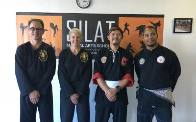 Pencak Silat, the Beaverton-Virginia Connection