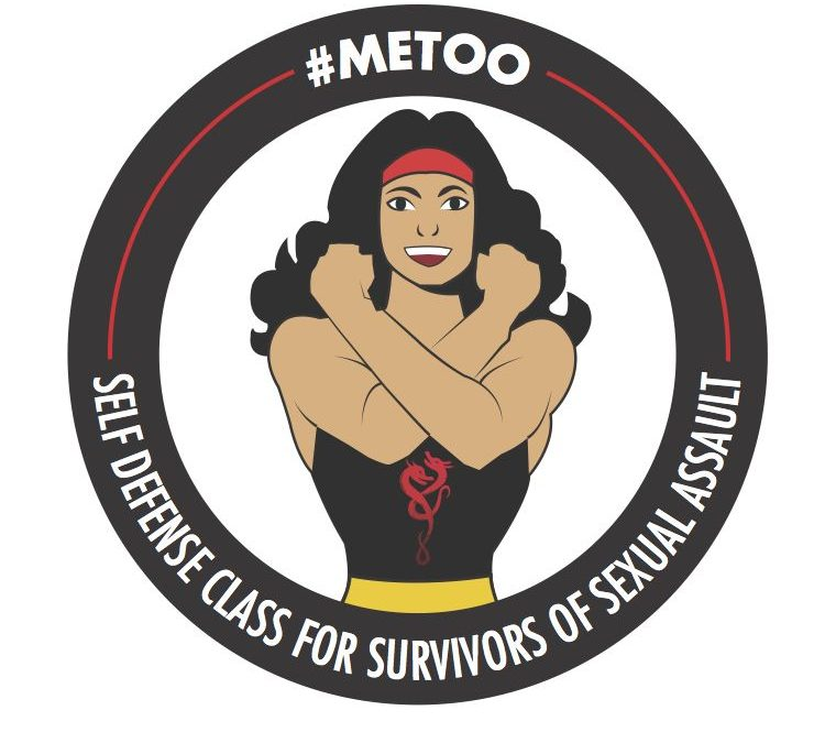 #MeToo Self Defense Class for Survivors of Sexual Assault