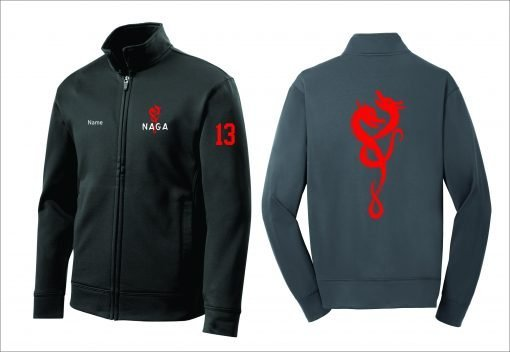 Naga Jackets graphic