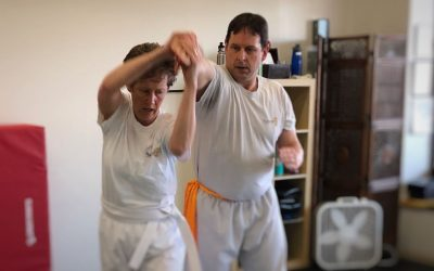 Martial Arts Training is Great for Adults and, NO! It's not just for kids!