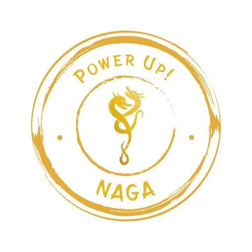 Naga Power Up Logo